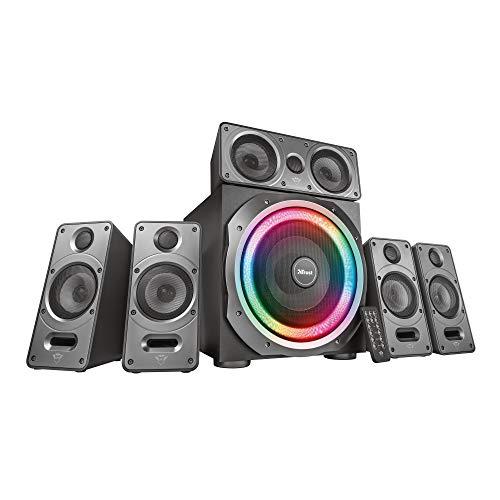 Trust GXT 698 Torro Dolby Digital 5.1 Sound System (Lautsprecher...