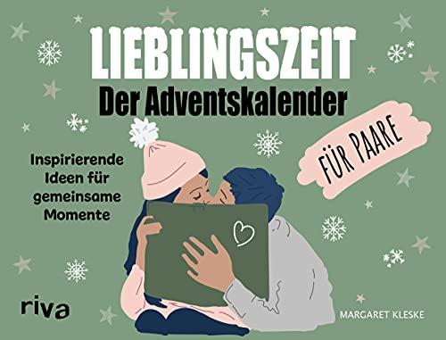 Lieblingszeit Der Adventskalender für Paare: Inspirierende Ideen...