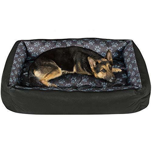 SuperKissen24. Hundebett Hundekorb Hundesofa Tierbett für...