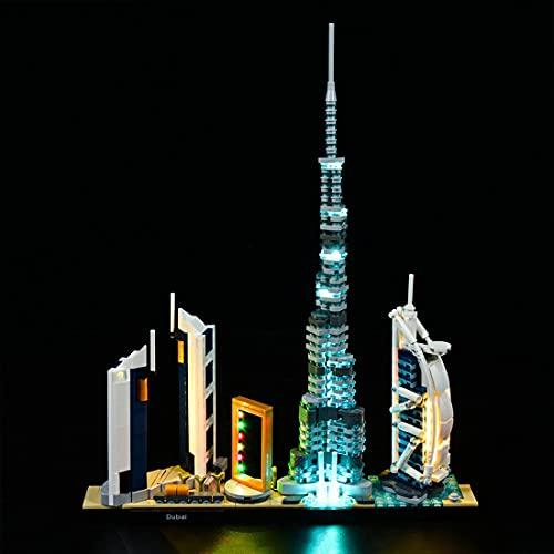 HYMAN LED Beleuchtung Set mit Batteriekasten, Dekorations Licht...