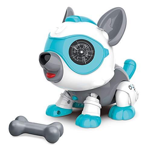 STEM Roboter Hund Spielzeug Tier mit Knochen, Pädagogische und...