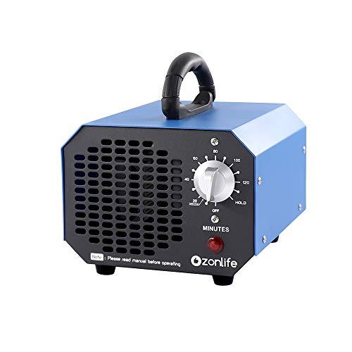 Ozongenerator Luftreiniger 6,000 MG/h,Ozon Luftreiniger mit...
