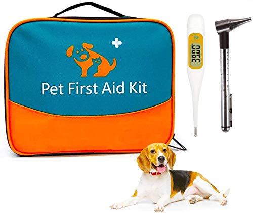 Erste-Hilfe-Set für Haustiere, Tierärztliche Erste-Hilfe-Tasche...
