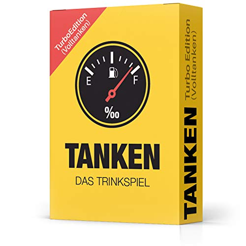 Inspiracles TANKEN das Trinkspiel Turbo Edition - verschärftes...