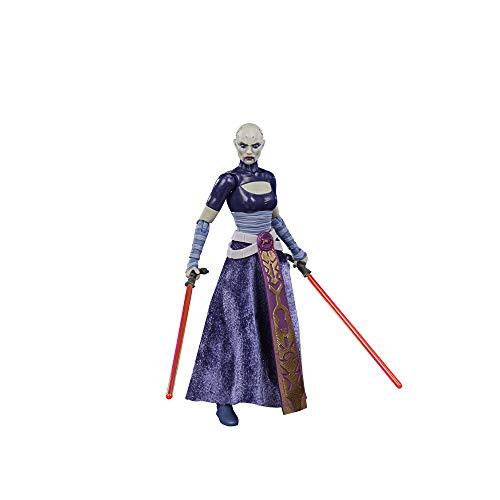 Star Wars The Black Series Asajj Ventress Spielzeug The Clone...