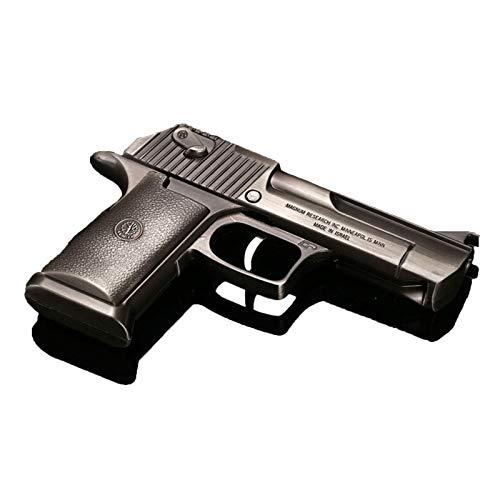 Faltbare Airsoft Pistole Alloy Model Pistols Gummiband Pistole...