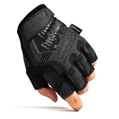 FREE SOLDIER Sport Handschuhe Taktische Motorradhandschuhe Herren...