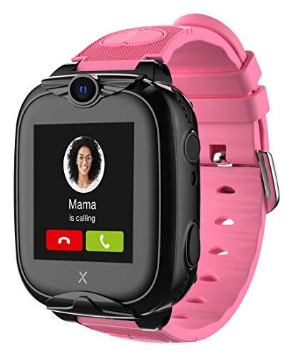 XPLORA XGO 2 - Telefon Uhr für Kinder (SIM-frei) - 4G, Anrufe,...