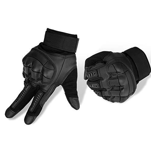 Yizhet Motorradhandschuhe Herren Taktische Handschuhe Sport...