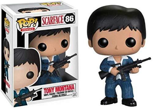 JANBLICA Pop Vinyl Pop Scarface - Tony Montana Sammeln von...