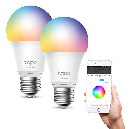 TP-Link Tapo smarthome E27 Glühbirne, alexa glühbirnen,...