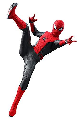 Hot Toys Spider-Man (verbesserter Anzug) im sechsten Maßstab 1/6...