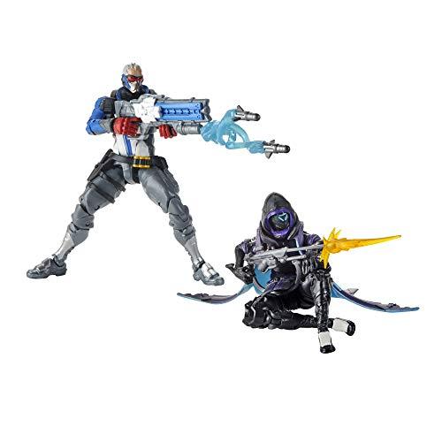 Hasbro Overwatch Ultimates Series Soldier: 76 und Shrike (Ana)...