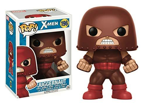 Funko 599386031–Marvel-Figur–X-Men, Juggernaut