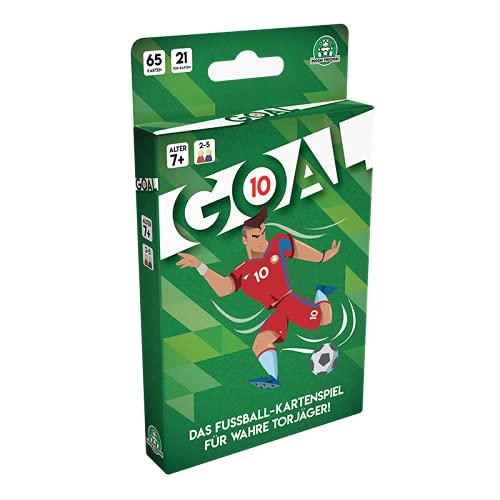 Asmodee Goal 10, Kartenspiel, Familienspiel, Deutsch