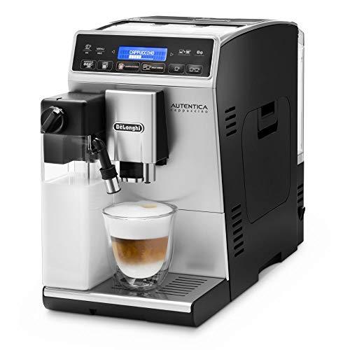 De'Longhi Autentica Cappuccino ETAM 29.660.SB Kaffeevollautomat...