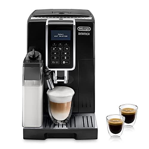 De'Longhi Dinamica ECAM 350.55.B Kaffeevollautomat mit...