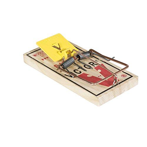 Victor Easy-Set Rattenfalle - Rattenschlagfalle mit Dauerköder -...