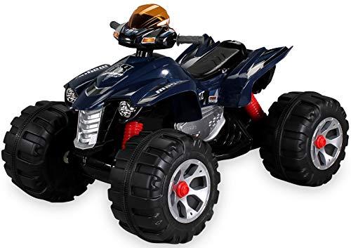 Actionbikes Motors Kinder Elektro Quad Burst 2 x 35 Watt Motor...