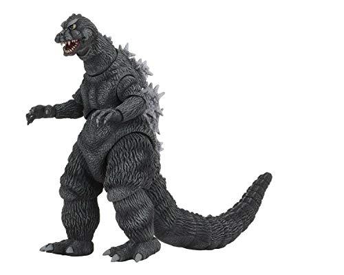 NECA Godzilla 1964 Head To Tail 15 cm Action Figur - Action Figur