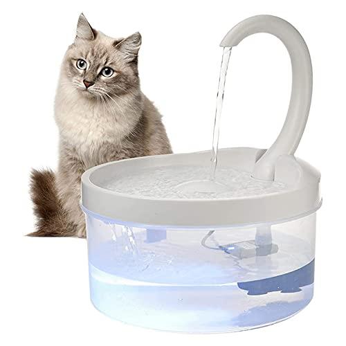 YIDAINLINE Katzen Trinkbrunnen Katzenbrunnen Wasserspender...