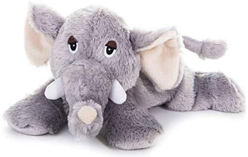 Habibi Plush Classic – 1832 Elefant mit Hirsekörnerfüllung,...