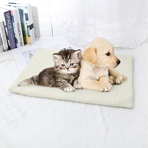 JOAN Selbstheizende Decke für Katzen & Hunde - Selbstwärmende...
