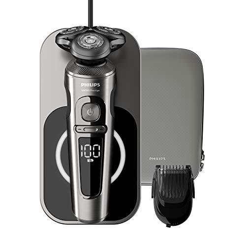 Philips SP9860/16 Elektrischer Nass- und Trockenrasierer Series...