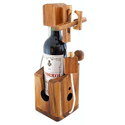 GOODS+GADGETS Dont Break The Bottle Flaschen Tresor Safe...