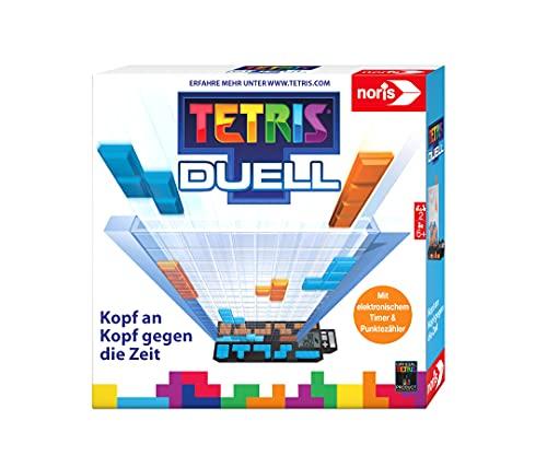 Noris 606101799 – Tetris Duell, das packende Eins-gegen-Eins...