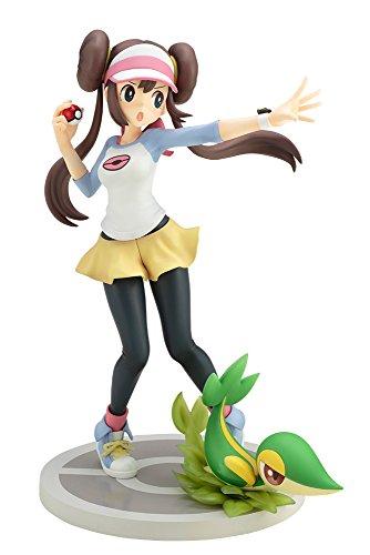 Kotobukiya Pokemon ArtFX J Rosa with Snivy 1/8 Scale PVC Figur