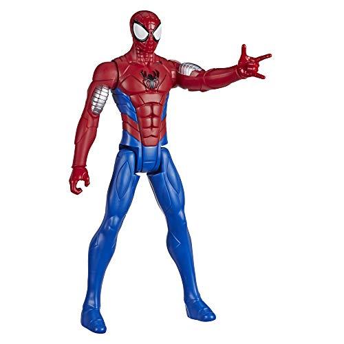 Hasbro Marvel E73295L2 Spider-Man: Titan Hero Serie Armored...