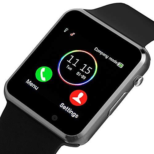 Smartwatch, Bluetooth Smartwatch Android iOS Handy kompatibel...
