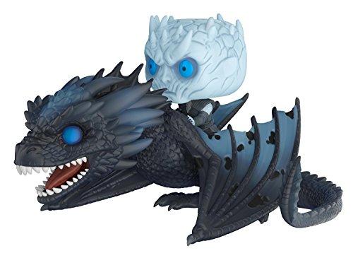 Funko 28671 S8 Figur: Game of Thrones: Viserion und Night King,...