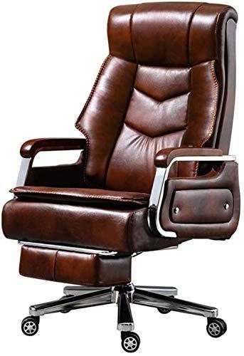 Schreibtischstühle Bürostühle Gaming Stuhl mit Fußstütze,...