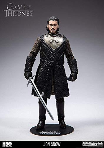 Game of Thrones Figur Jon Snow Multicolor, aus PVC, in...