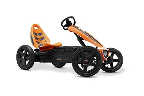 BERG Gokart Rally Orange   Kinderfahrzeug, Tretauto mit...