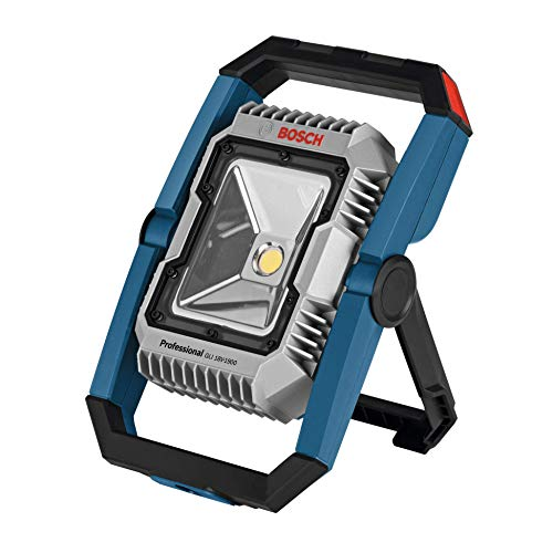 Bosch Professional 18V System Akku LED-Baustellenlampe GLI...