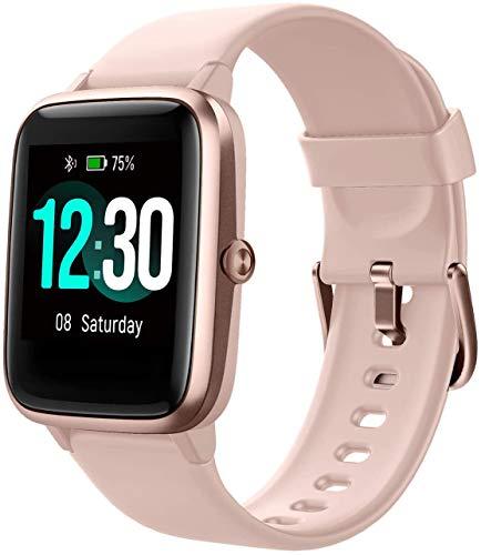 Smartwatch, Fitness Tracker Uhr 1.3' HD Voll Touchscreen, Damen...