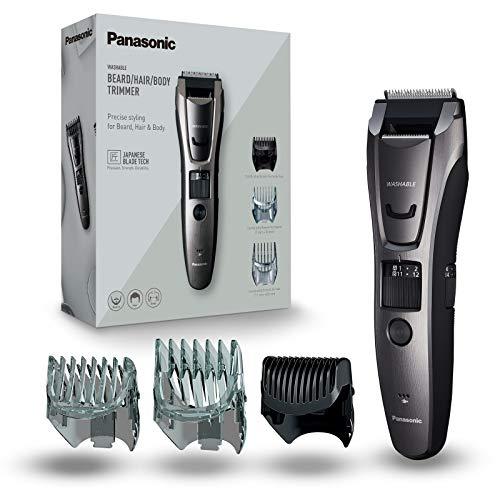 Panasonic ER-GB80 Bart-/ Haarschneider mit 39 Schnittstufen,...
