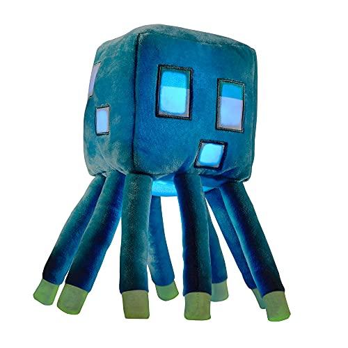 Mattel Plush HFC02 - Minecraft Leuchtender Tintenfisch...