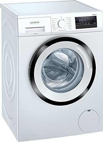 Siemens WM14N128 iQ300 Waschmaschine, 8 kg, 1400 UpM,...