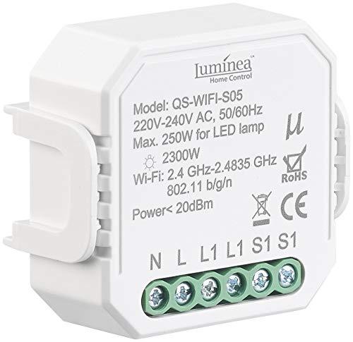 Luminea Home Control Wechselschalter:...