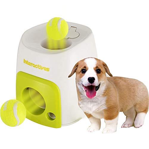 Automatischer Ballwerfer für Hunde, Tennisball, Wurfmaschine,...