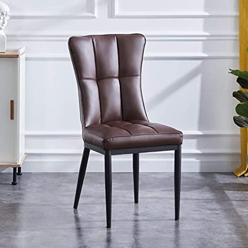 TBUDAR High Back Esszimmerstuhl Accent Side Stühle, Kunstleder...