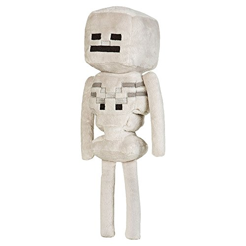 Official Minecraft Skeleton 32.5 cm Plush Toy Figure Offizielle...