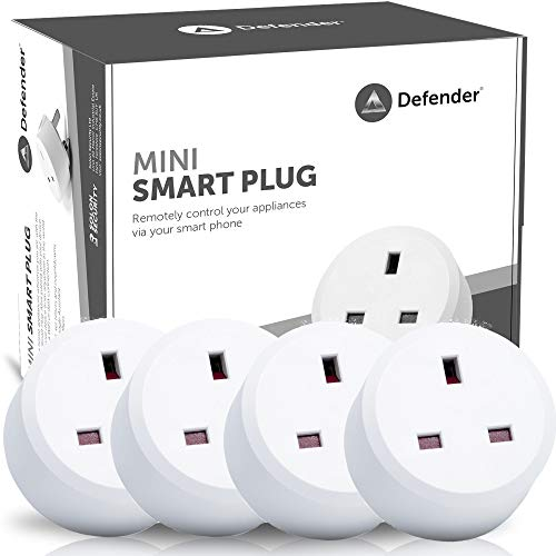 Smart Plug Alexa Google Home - Wireless Voice Controlled Home...