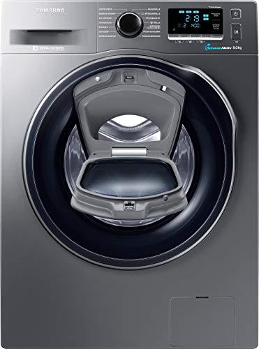 Samsung WW80K6404QX/EG Waschmaschine FL/A+++/116 kWh/Jahr/1400...