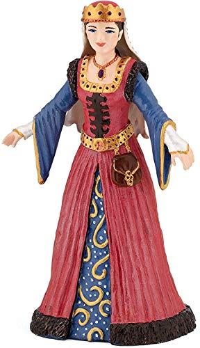 Papo 39048 Mittelalterliche Königin DIE Bezaubernde Welt Figur,...