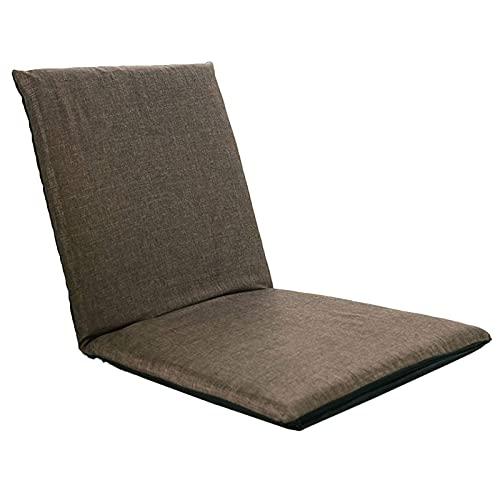 ZYYH Sitzkissen für Gartenstühle, Lazy Sofa High Back Floor...